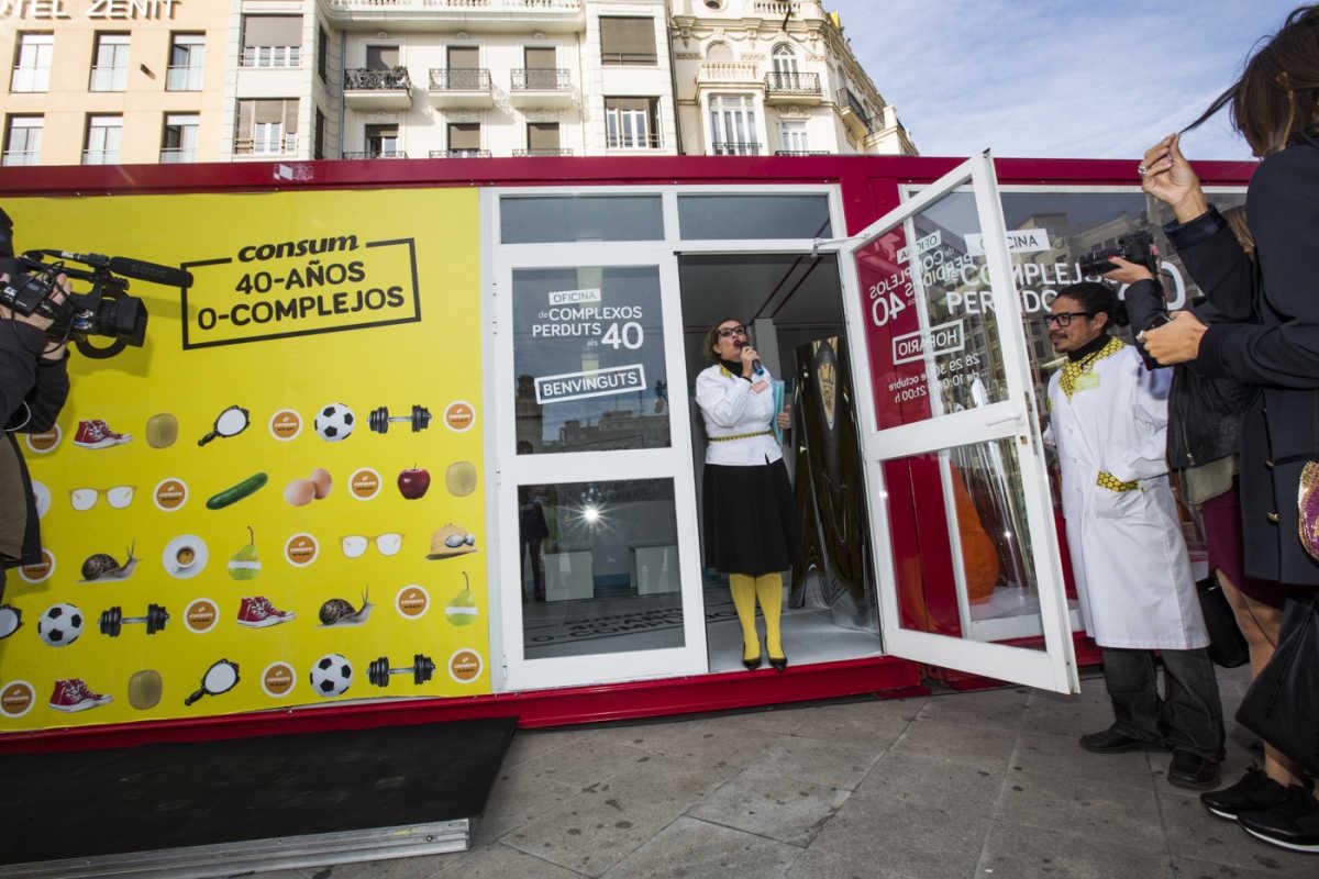 Consum inaugura la oficina de complejos perdidos de for Oficina objetos perdidos valencia