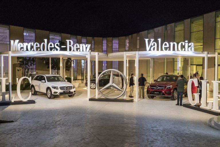 Mercedes Benz Valencia Presenta Los Nuevos Modelos Glc
