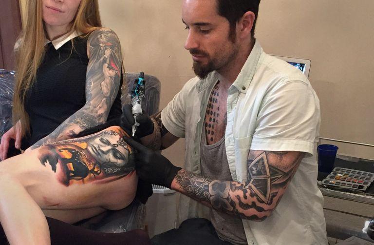 El Tattoo Sólo Necesita Su Banksy Para Entrar En Los Museos