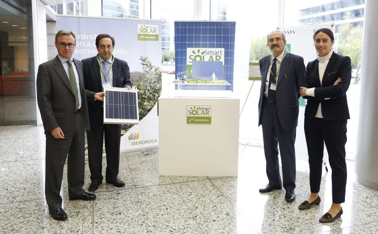 Iberdrola y asaja colaboran para extender la energ a solar - Oficina iberdrola madrid ...