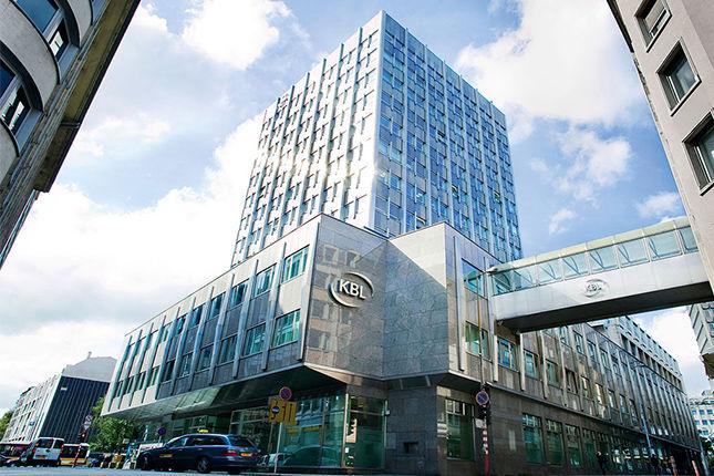 La luxemburguesa kbl abre en valencia en pleno hervidero for Oficinas deutsche bank valencia