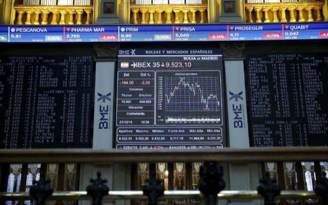 El ibex 35 se aleja de los puntos lastrado por las - Empresas constructoras valencia ...