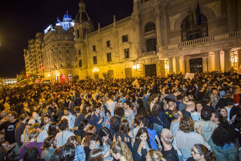 La nochevieja en cifras cu nto negocio mueve cultur plaza - Restaurantes valencia nochevieja ...