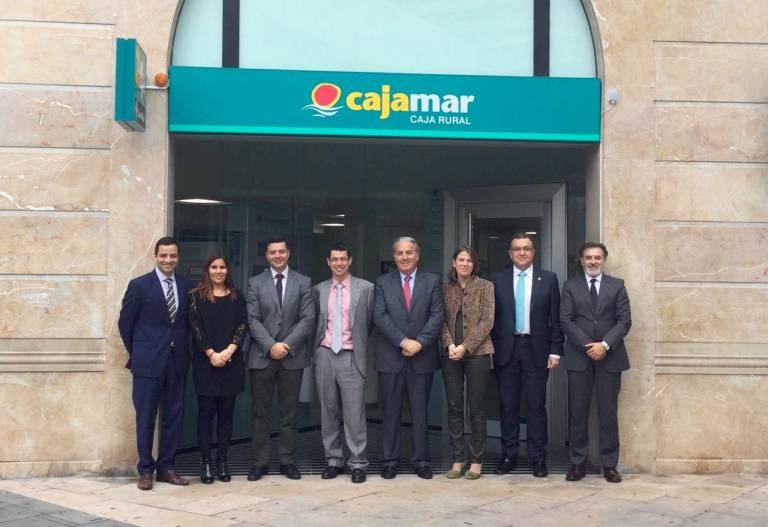 cajamar caja rural abre nueva oficina en algemes