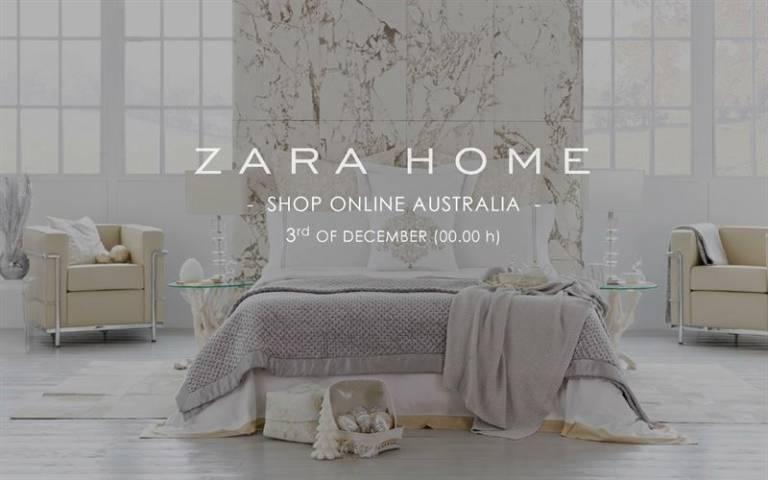 95913f650b8b8 Zara Home estrena la primera  e-commerce  en el Hemisferio Sur de Inditex