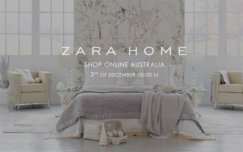 zara home estrena la primera 39 e commerce 39 en el hemisferio sur de inditex valencia plaza. Black Bedroom Furniture Sets. Home Design Ideas