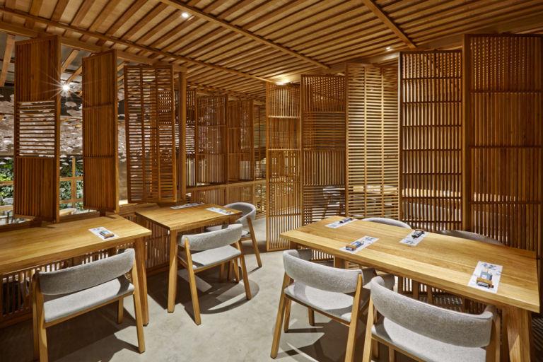 El restaurante nozomi de valencia entre los 10 for Curso interiorismo valencia