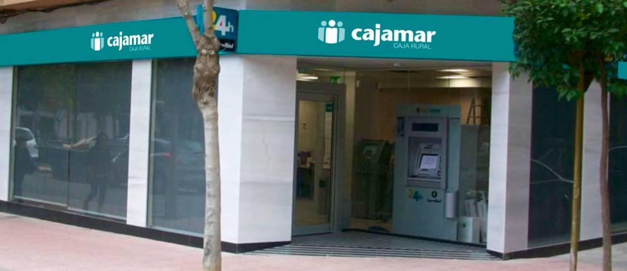 Valencia plaza for Oficinas de cajamar