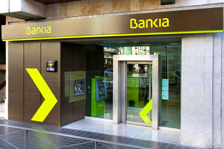 Bankia cerrar ocho oficinas en valencia antes de un mes for Oficinas de bankia en madrid