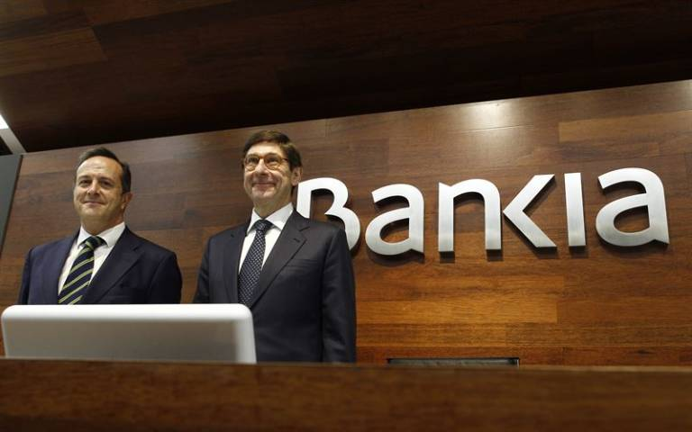 Bankia Amortiza De Forma Anticipada Un Emisi N De C Dulas