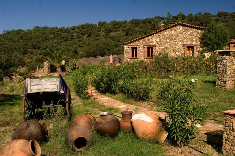 La ocupaci n en turismo rural alcanza el 7 81 en la - Casa rurales comunidad valenciana ...
