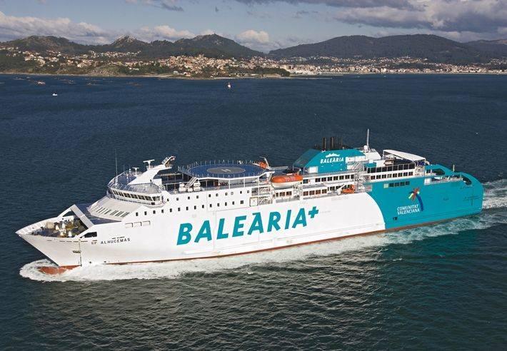 Resultado de imagen de Baleária recibe el Premio Cavanilles de Turismo