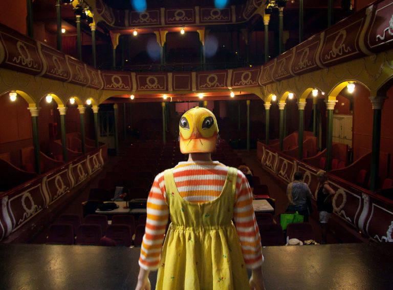 Resultado de imagen de teatro escalante