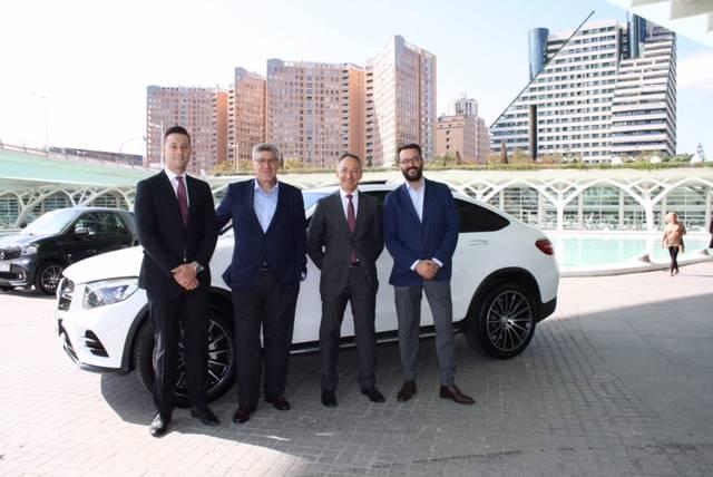 Plaza Motor Prueba Mercedes Glc Coup Y Smart Brabus