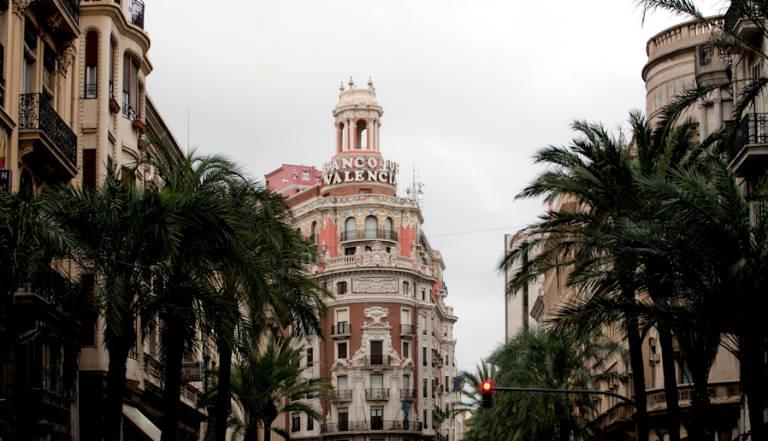 Caixabank elimina la marca banco de valencia valencia plaza for Oficinas banco sabadell valencia