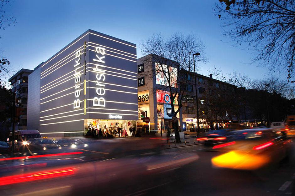 Inditex ofrece ya la compra por internet de sus productos - Internet en valencia ...