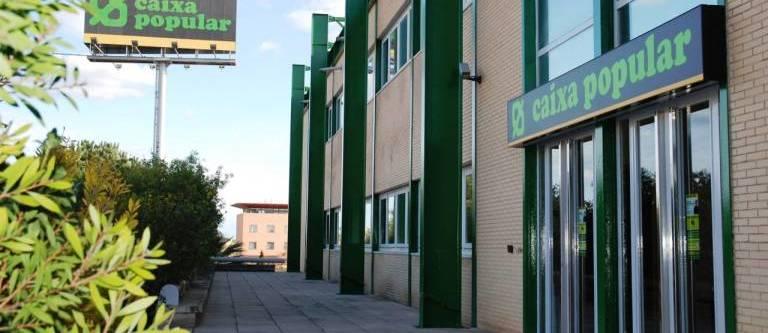 Valencia plaza for Oficinas la caixa alicante