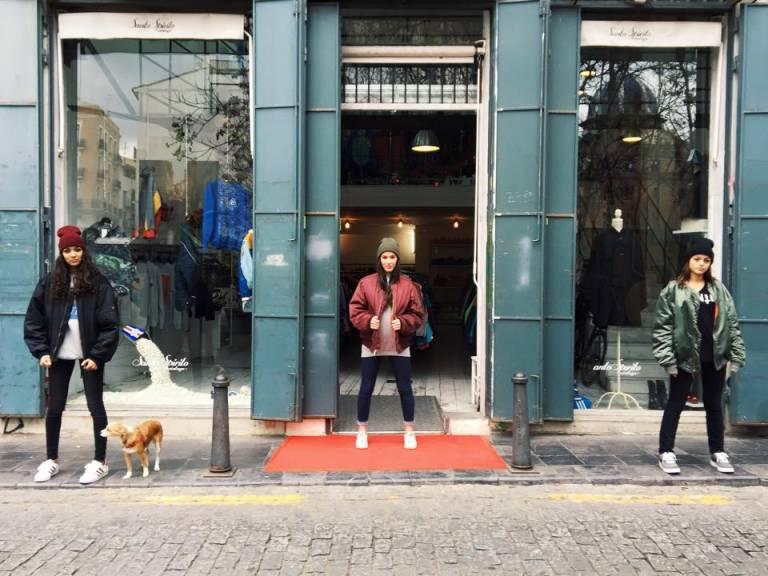 Otra moda es posible mapeado del comercio justo y tiendas for Ventanales segunda mano valencia