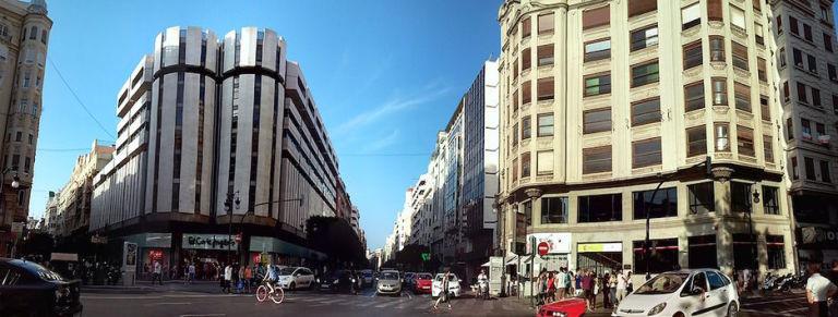 Solvia negocia la venta de metros cuadrados de for Oficinas banco sabadell valencia