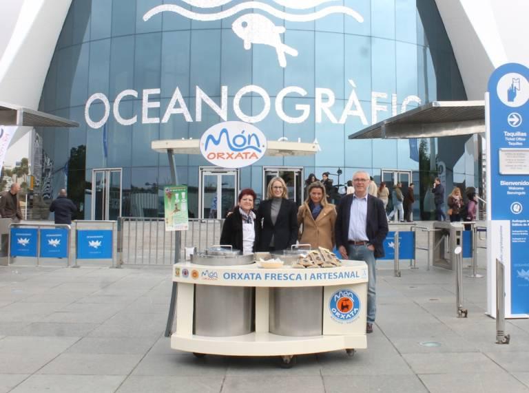 La horchata de valencia artesana y ecol gica se podra for Oceanografic valencia precio 2016