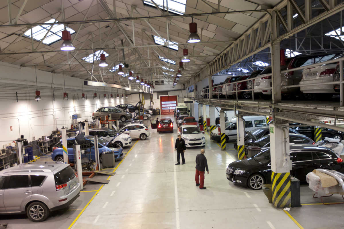 Plaza motor citroen ugartesa inaugura nuevas - Toyota pista silla ...