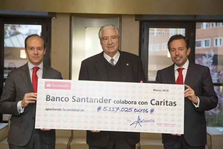 Un fondo tico del banco santander entrega 5 1 millones a for Inmobiliaria del banco santander