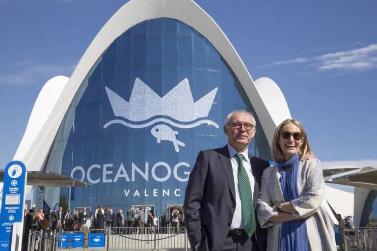 El oceanogr fic registra sus mejores datos en semana santa for Precio oceanografic valencia 2016