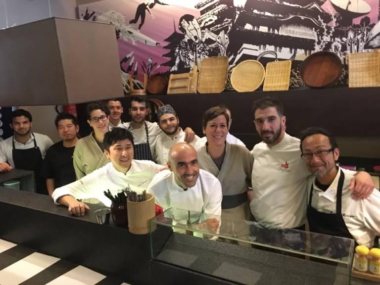La liga de 39 los japos 39 extraordinarios cocina de manera - Restaurante tastem valencia ...