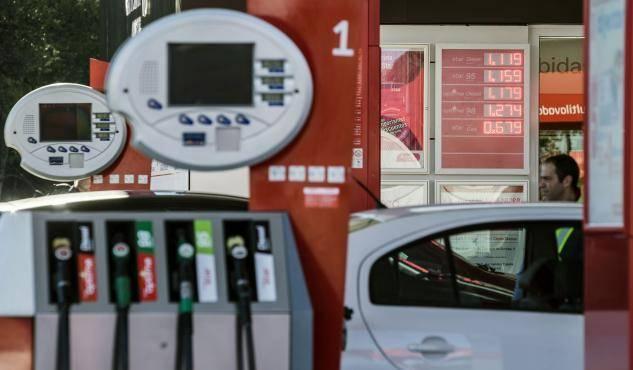 Inferior novgorod el precio la gasolina