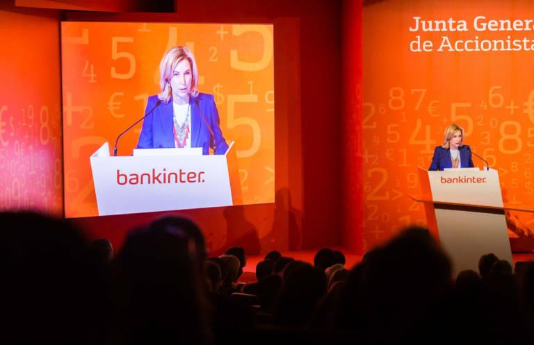 Bankinter dispara los n meros de su divisi n de consumo - Bankinter oficinas en madrid ...