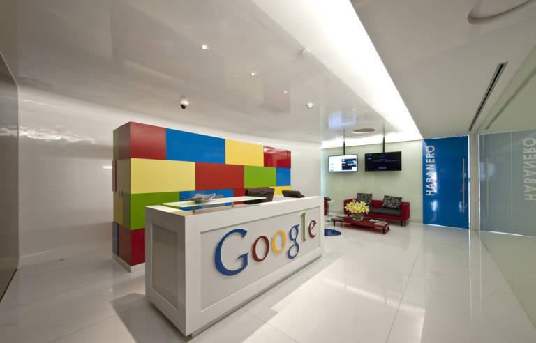 Google y apple las empresas m s atractivas para los for Oficinas inditex madrid