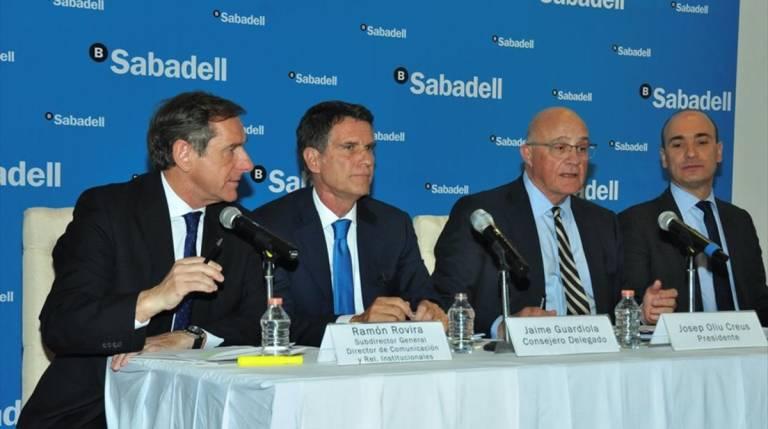Banco sabadell comienza oficialmente sus operaciones en m xico valencia plaza - Banco sabadell oficina central ...