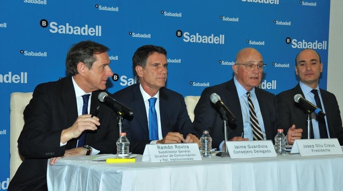 Banco sabadell comienza oficialmente sus operaciones en for Oficinas banco sabadell valencia