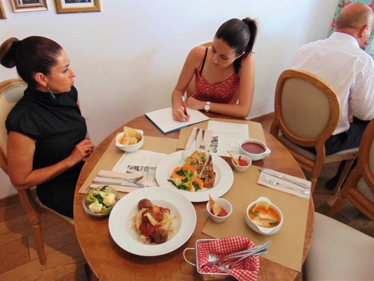 Comida Macrobiótica en Kimpira: Hagamos filosofía del plato - Guía ...