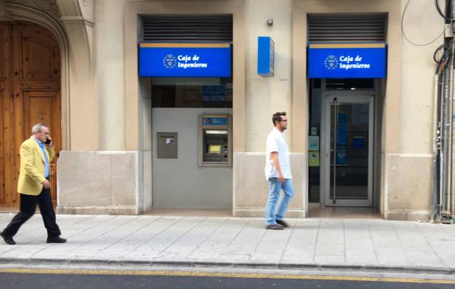 Gonzalo gregori caja de ingenieros actualmente no for Caja murcia valencia oficinas