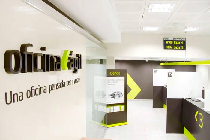 As est transformando la banca espa ola sus tradicionales for Oficinas banco santander valencia