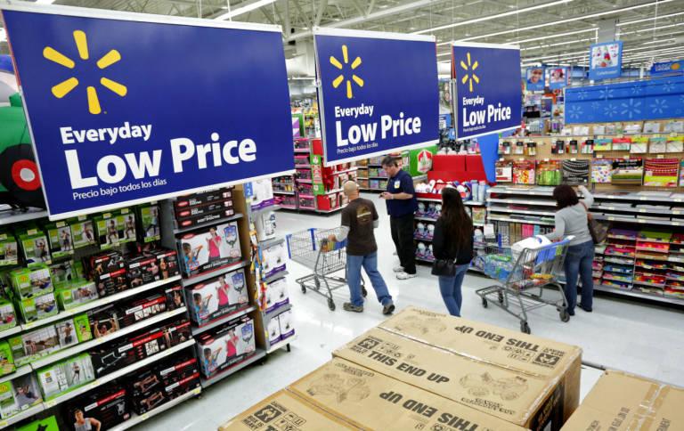 Walmart, la 'Mercadona americana', sigue siendo la empresa