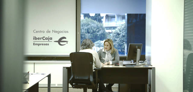 Ibercaja abre en valencia un centro de negocios de for Oficinas de ibercaja en barcelona