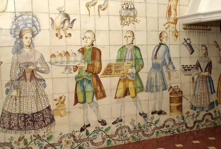 Arte entre viandas y fogones cultur plaza for Cocina valenciana