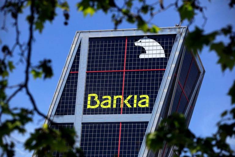 Ankia apoy a las empresas en su actividad de comercio for Bankia oficina de empresas