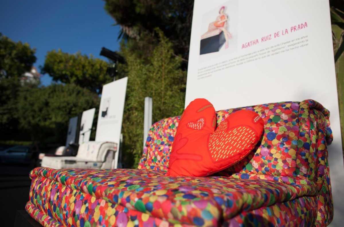 Los encuentros con la moda de roche bobois llegan a - Roche bobois barcelona ...
