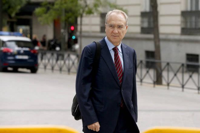 El expresidente de bancaja niega su participaci n en el for Inmobiliaria bancaja