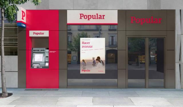 Banco popular rebaja en 45 millones su provisi n sobre las for Hipoteca clausula suelo banco popular