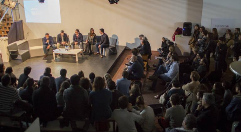 V ctor claramunt preside el primer networking de dimova - Disenadores en valencia ...
