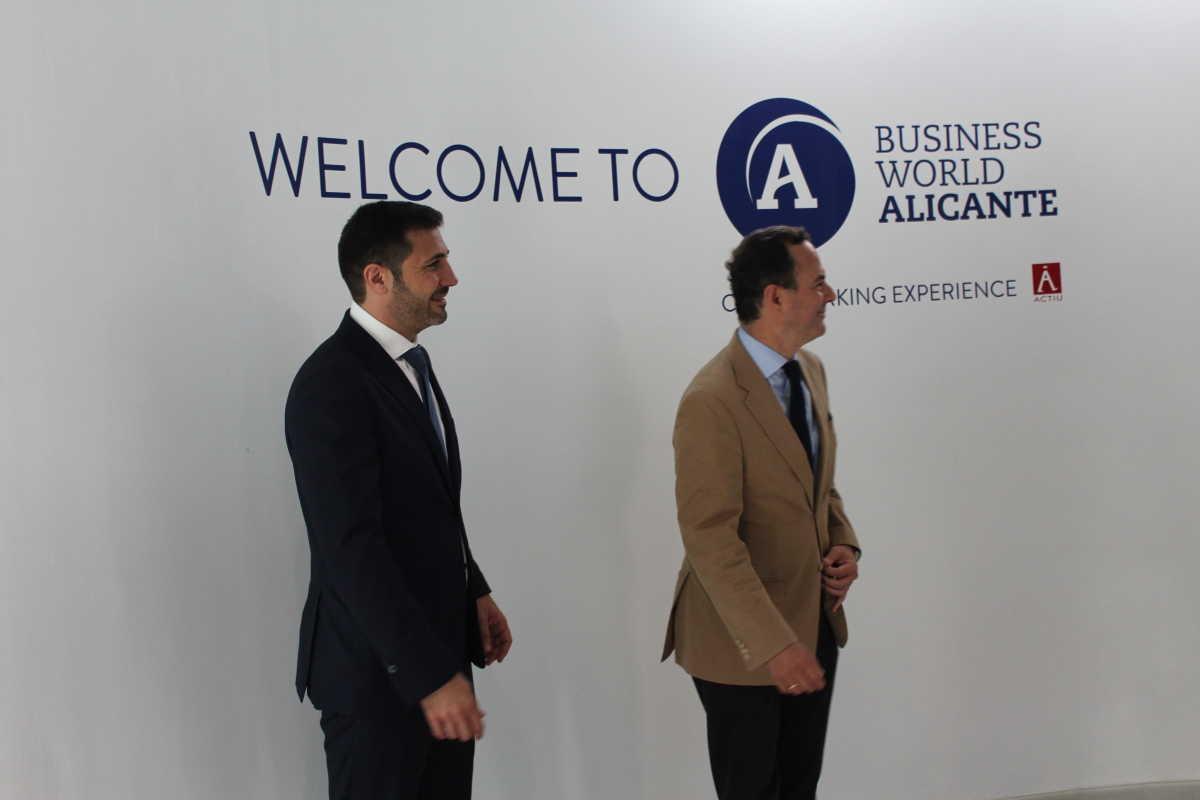 El centro de negocios alicantino que se inspira en los - Centro negocios alicante ...