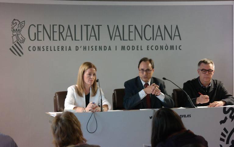 Clara Ferrando, Vicent Soler y Pepe Moreno