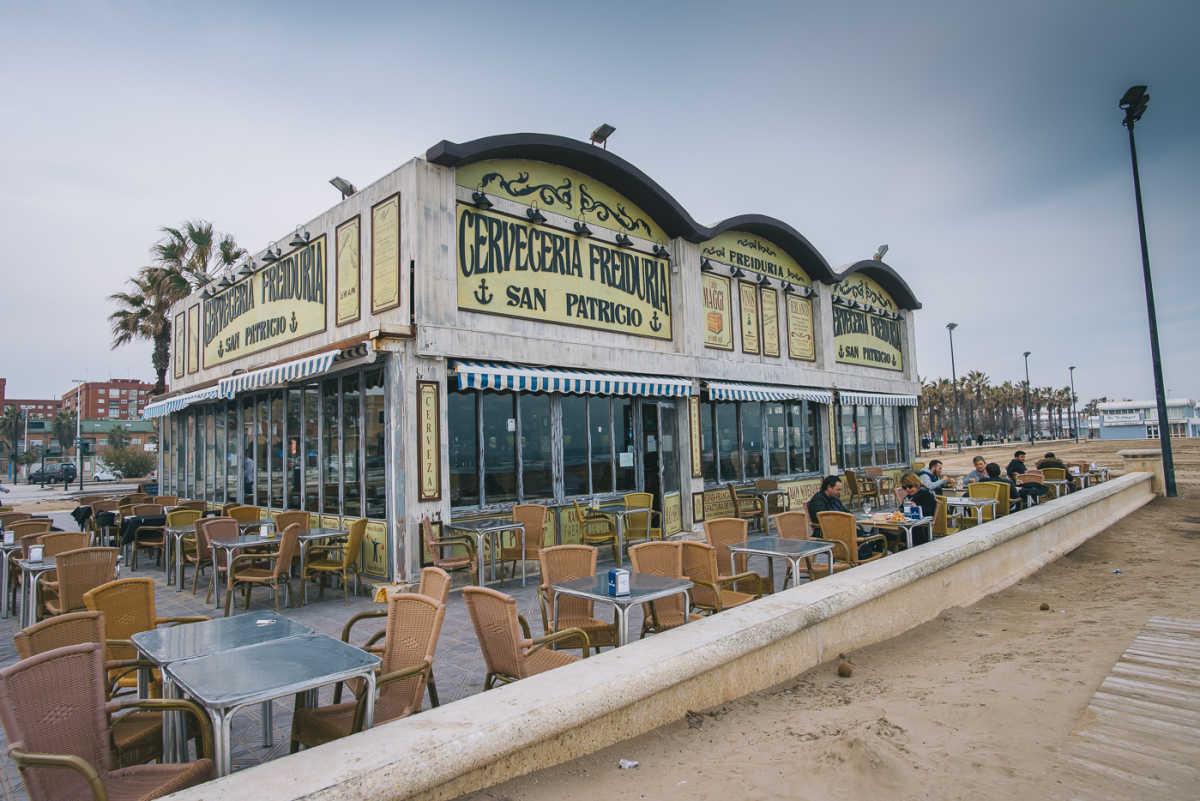 Estos son de lejos los peores restaurantes de valencia for La comisaria restaurante valencia