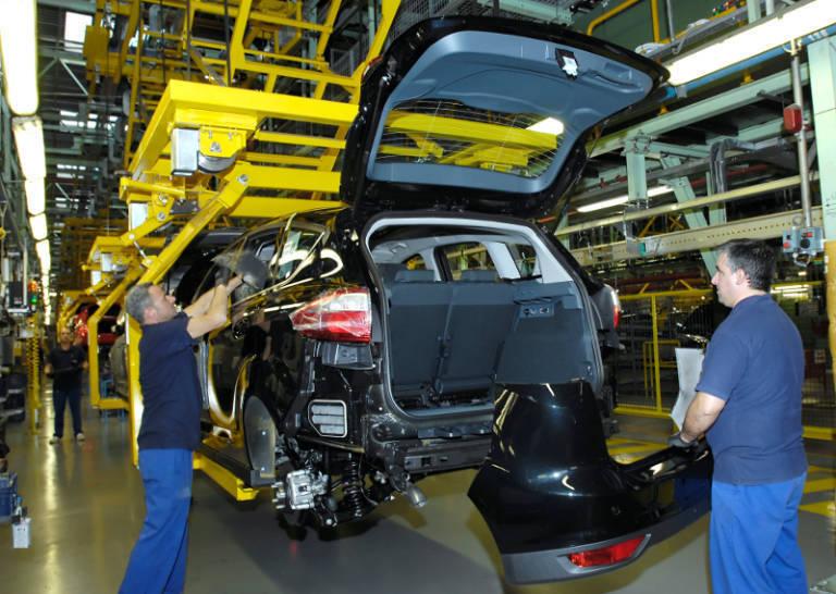 Ford Lobo 2016 >> Ford Almussafes se mantiene como la tercera planta que más ...
