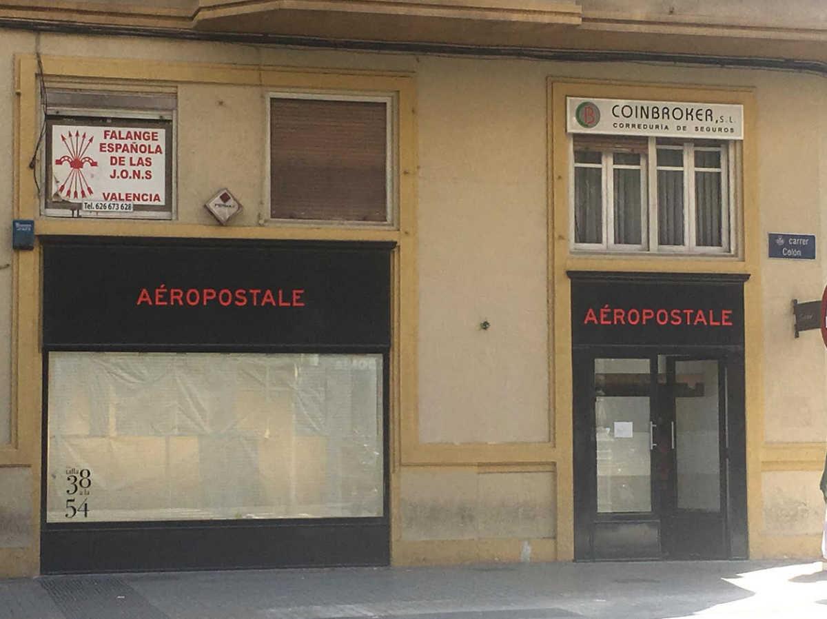 La firma americana Aéropostale abre su primera tienda en