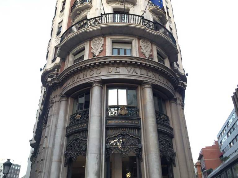 Caixabank elige val ncia para trasladar su sede desde for Oficinas caixabank valencia